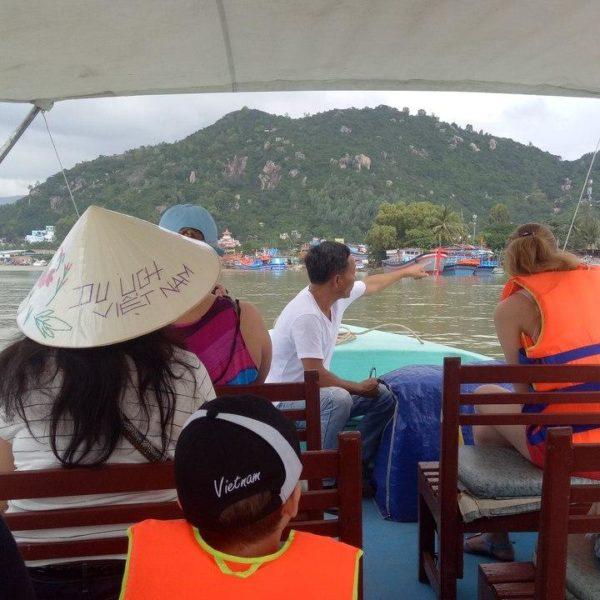 Экскурсия по реке Кай 6