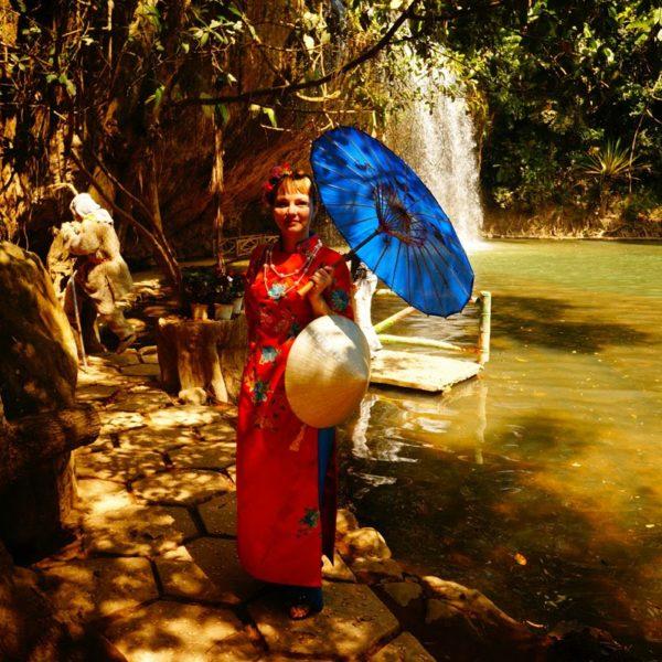 Далат Премиум и Водопад Понгур 2