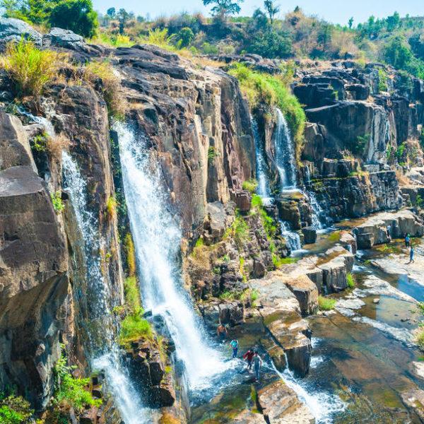 Далат Премиум и Водопад Понгур 5