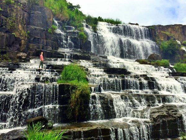 Далат Премиум и Водопад Понгур