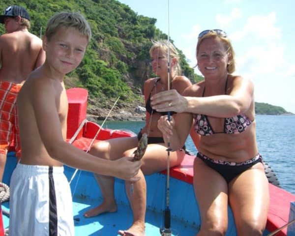 Рыбалка в Нячанге морская